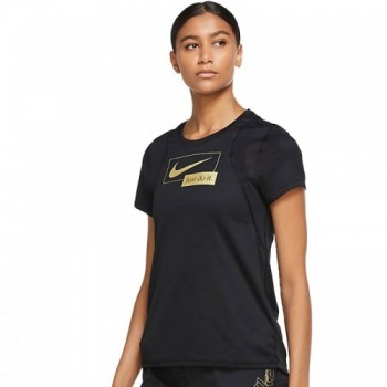 Nike T-shirt black Icon