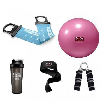 Pack Fitness Body Sculpture