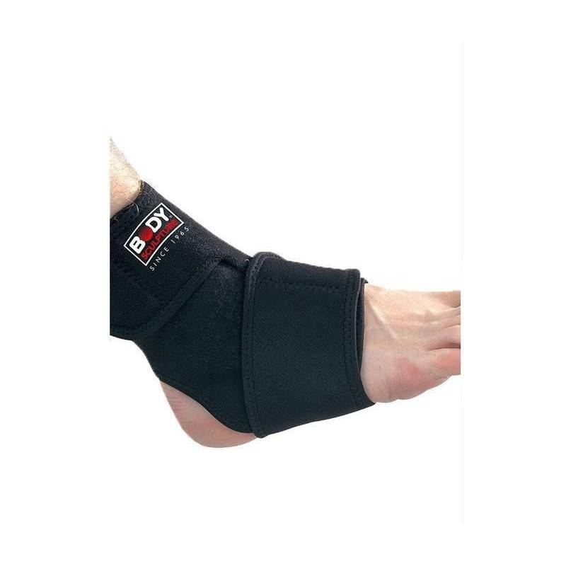 Body Sculpture Terry Cloth Ankle Support