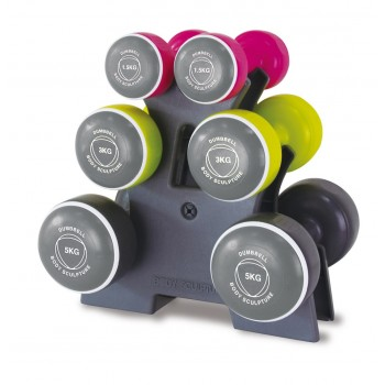 Body Sculpture SMART DUMBBELL SET