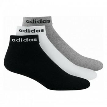 Adidas Chaussette Adulte Mixte Coton