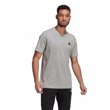 Adidas T-Shirt Essentials Embroidered