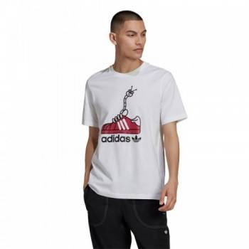 Adidas T-Shirt Worm