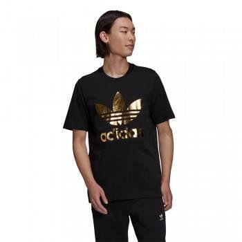 Adidas T-Shirt Trefoil Holographic