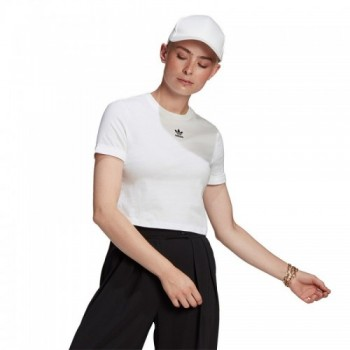 Adidas Tee Shirt Crop