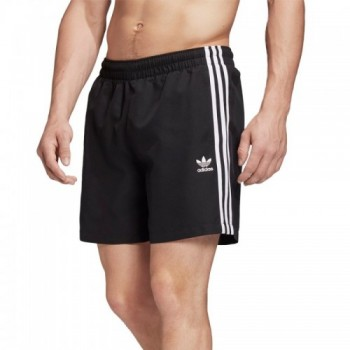 Adidas Short 3 Stripe Swims