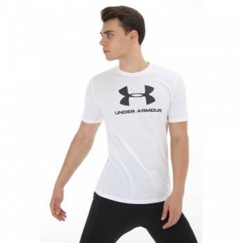 Under Armour T-shirt Ua Sportstyle Logo Ss