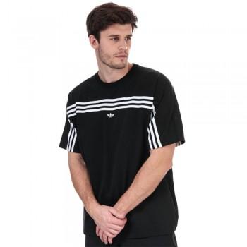 Tee Shirt A Bandes 3 Stripes
