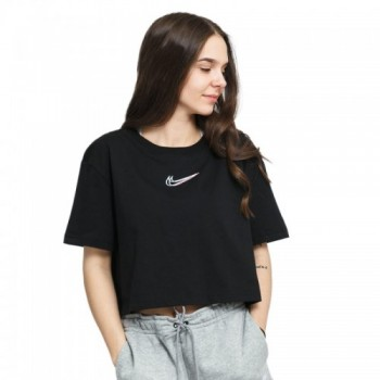Nike NSW CROP TEE PRNT