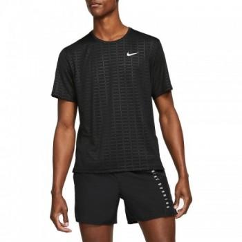 Nike M RN DVN MILER SS EMBOSS