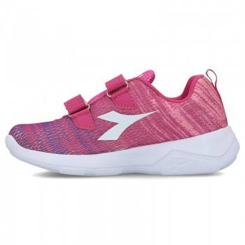 Diadora Junior Run Fushia