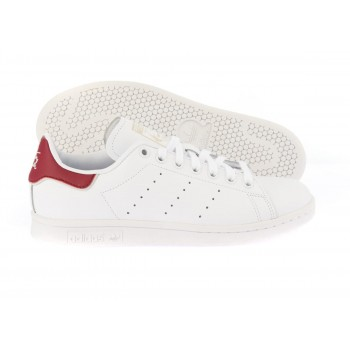 adidas Stan Smith Scarlet